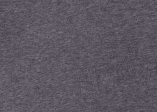 Gray Knit Fabric Stock Image