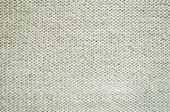 Gray knitted background Stock Images