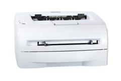 Gray laser printer Royalty Free Stock Images