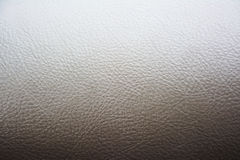 Gray leather texture background. Stock Image