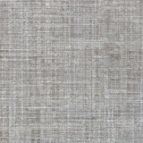 Gray linen fabric Stock Image