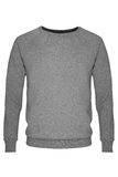 Gray  long sleeve t-shirt Stock Images