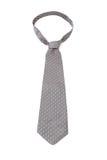 Gray man's tie Stock Photo