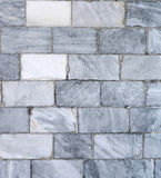 Gray marble decor tiles Stock Image