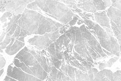 Gray Marble Texture With Subtle Grey Veins Stock Images