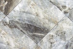 Gray marble tile. Background and texture of marble stock image