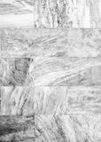 Gray marble walls background Stock Photography