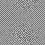 The gray maze Royalty Free Stock Photography