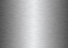 Gray metal background Royalty Free Stock Photography