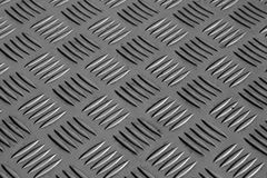 gray metal floor with blur dffect. Royalty Free Stock Photos