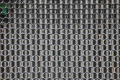 Gray metal industrial background texture Royalty Free Stock Photos