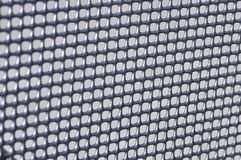 The gray metal mesh Royalty Free Stock Image