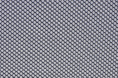 The gray metal mesh Stock Images