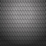 Gray metal pattern Stock Image