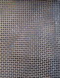 Gray metal rusty grid texture. Stock Images