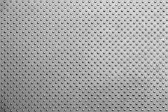 Gray Metal Texture Stock Images