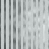 Gray Metallic Grey Foil Vertical de plata raya el fondo Fotografía de archivo libre de regalías