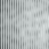 Gray Metallic Grey Foil Vertical de plata raya el fondo Fotografía de archivo