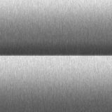 Gray metallic texture Stock Image