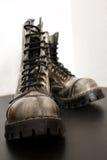 gray miejskie buty Obraz Stock