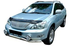 Gray Modern Car Stock Photos