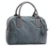 Gray modern female bag Stock Photo
