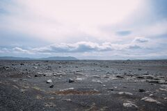 Free Gray Moon Landscape In The North-east Of Iceland As Evidence Of Prehistoric Volcanic Activity Royalty Free Stock Photos - 179661798
