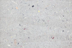 Gray mulberry paper Royalty Free Stock Image