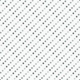 Gray Multicolored e polca branca Dot Abstract Design Tile Patt imagem de stock