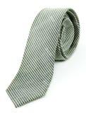 Gray necktie Stock Photos