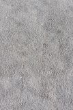 Gray non-uniform dirty and dry sand Royalty Free Stock Images