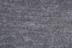 Gray nonwoven fabric background Stock Image