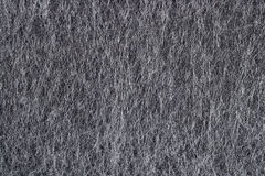 Gray nonwoven fabric background Royalty Free Stock Photo