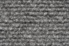 Gray Nylon Carpet Texture. Texture of the Gray Nylon Carpet. Textile Background with Copy Space stock photos