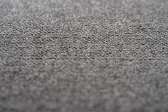 Gray Nylon Carpet Texture stock photos
