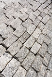 Gray old bricks background Royalty Free Stock Photo