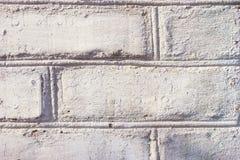 Gray old masonry wall. Gray old brick masonry wall texture and background Stock Image