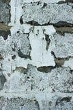Gray old masonry wall. Gray old brick masonry wall texture and background Royalty Free Stock Images