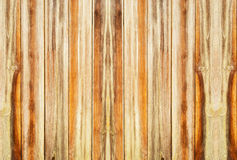 Gray old wooden wall Stock Image