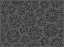 Gray ornament background royalty free stock photos