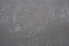 Gray paint metal texture. Gray patchy background.  Stock Image