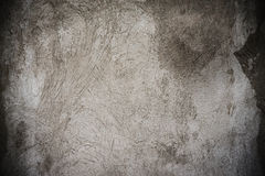 Gray paint wall vigniette Stock Images