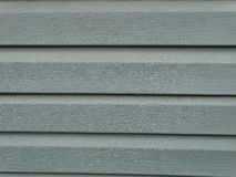 Gray painted planks background Stock Images