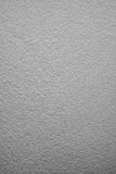 Gray painted plastered surface Royalty Free Stock Photos