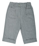 Gray pants Royalty Free Stock Images