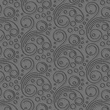 Gray paper pattern Royalty Free Stock Images