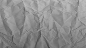 Gray Paper texture for background. Crumpled paper pattern and texture overlays stock image