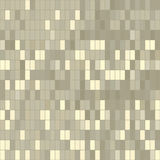 Gray pattern made of rectangle. Mosaic background Royalty Free Stock Image