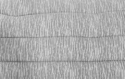 Gray Pattern Pillow Background Texture brilhante macio para o material da mobília imagem de stock royalty free