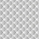 Gray pattern Stock Photography